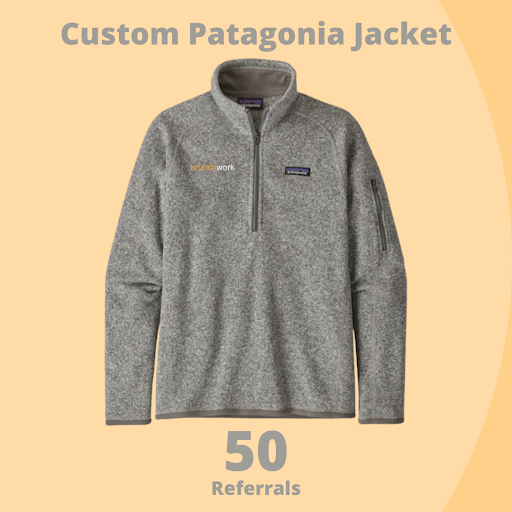 Brunchwork custom Patagonia jacket