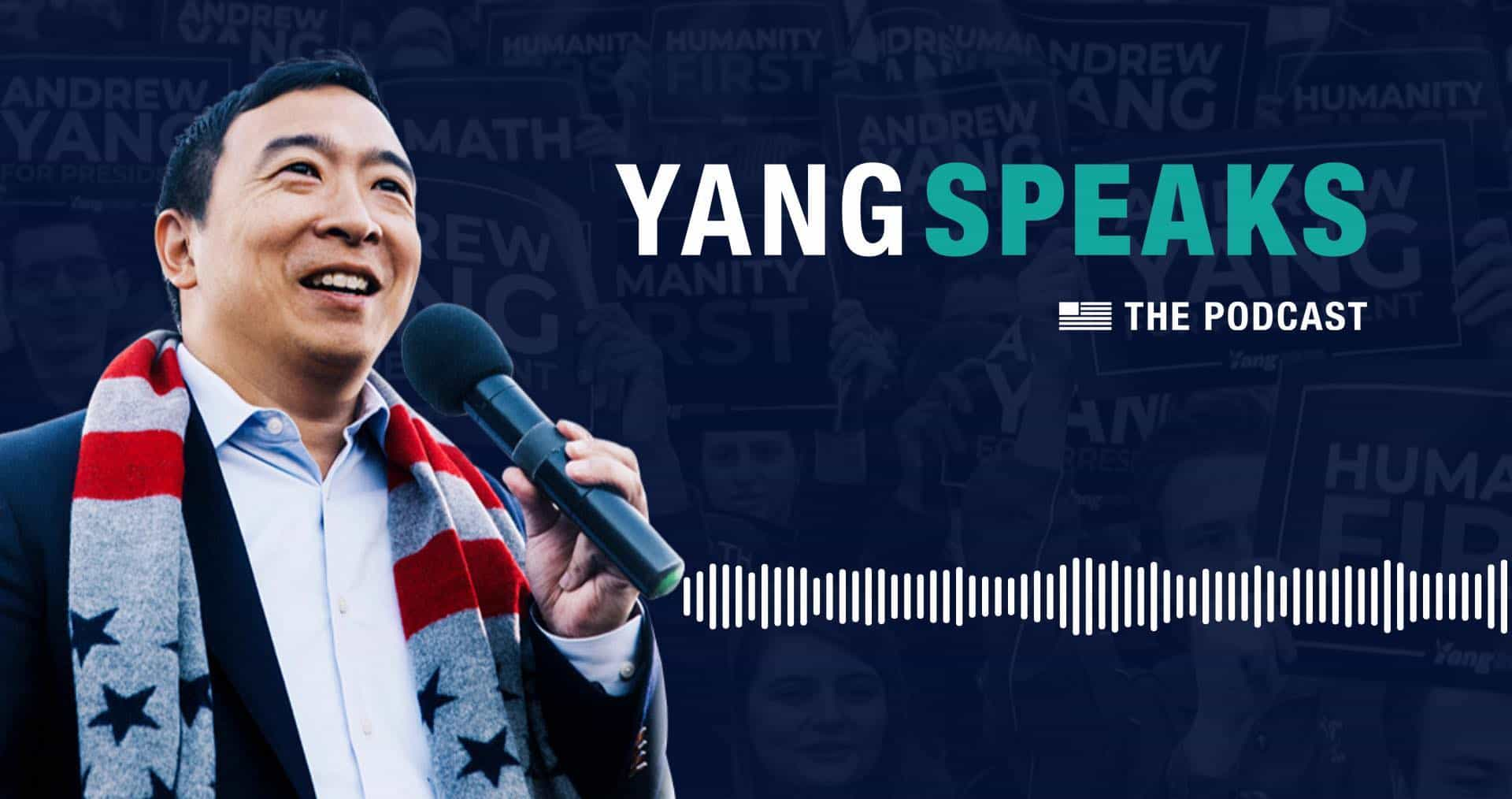 business podcasts yang speaks
