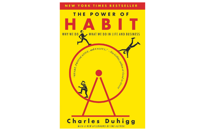 best business administration book power of habit